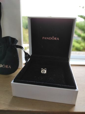 Conta Pandora gatinho