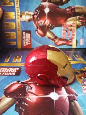 Iron man hełm od deagostini
