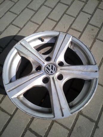 Felgi aluminiowe do samochodu Volkswagen symbol 146 15 X 6,5 JJ