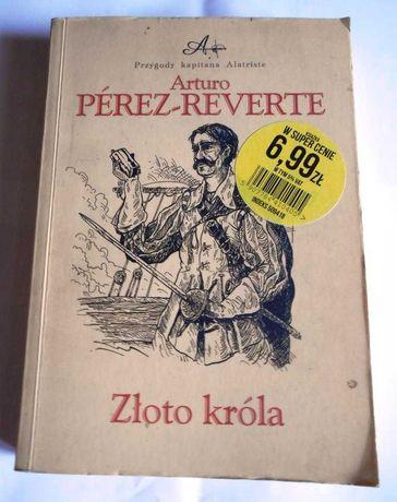 Złoto Króla Arturo Perez-Reverte