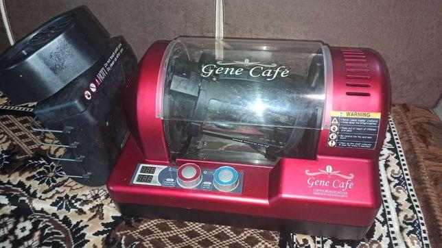 Кофе ростер gene cafe cbr-101 жаровня