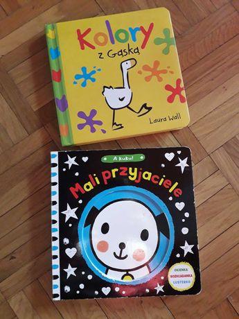 Książeczki dziecięce 1+