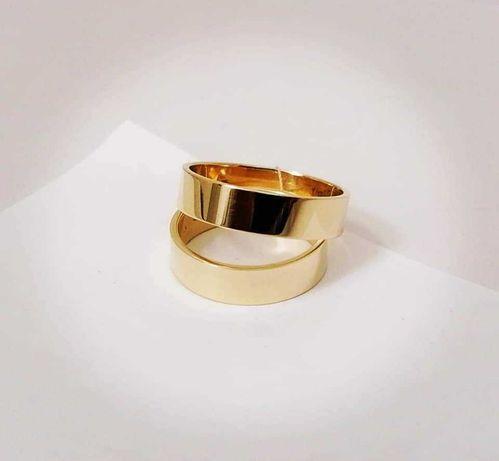 Obrączki ślubne 585