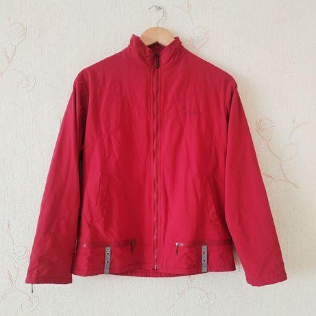 Красная куртка, ветровка, жакет