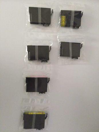 Tusze do Epson T1281 ,T1282 ,T1283, T1284 zestaw