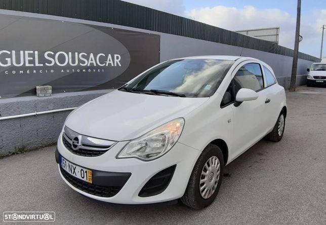 Opel CORSA S-D/VAN 1.3
