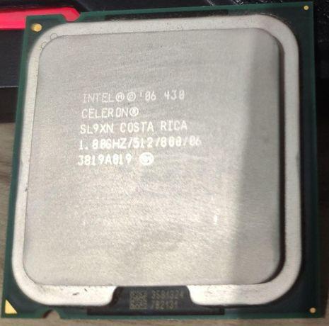 Процессор Intel Celeron 430 1.8GHz Socket 775 (SL9XN)