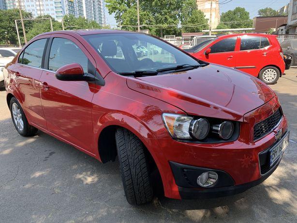 Chevrolet Aveo Sonic 1.8