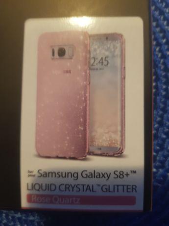 case Samsung S8+ SPIGEN Rose Quartz