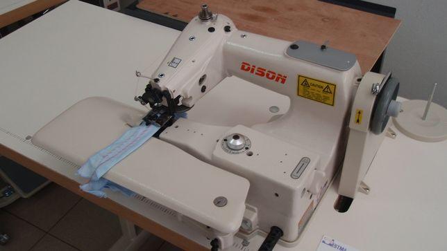 Máquina de costura de baínha invisível DISON DS-101