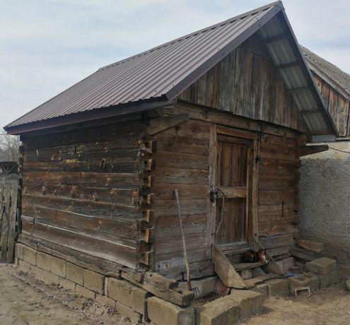 Spichlerz / domek drewniany 4x3,5m idealny na działkę