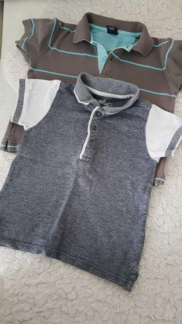 2 bluzeczki- cena za całość r.98/104