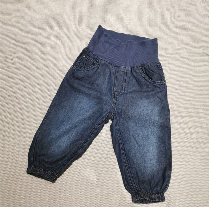 Spodnie Jeansy rozmiar 74 Gdańsk - image 1