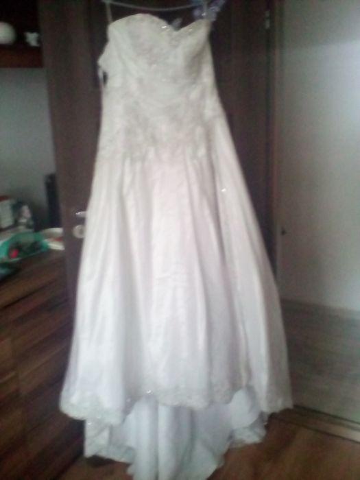 Suknia ślubna biała Obliwice - image 1