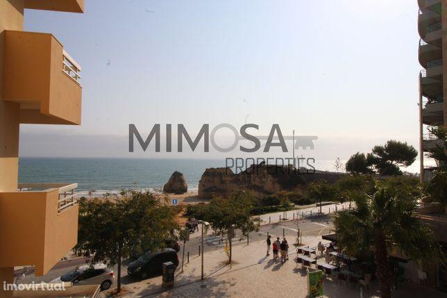 Apartamento T1 com vista mar na praia - Praia da Rocha