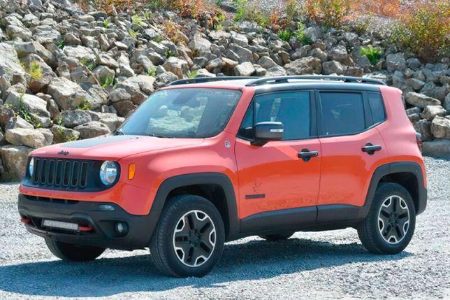 Jeep Renegade Trailhawk 2015