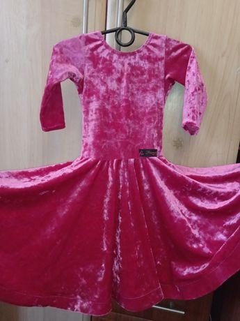 Бальное рейтинговое платье бейсик 2500т.р
