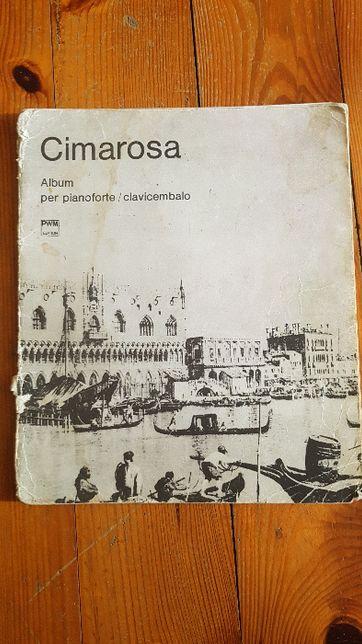 Cimarosa album 20 sonat na fortepian.