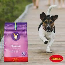 HUSSE Sterilised 15kg - karma dla psa po sterylizacji, kastracji