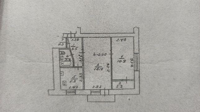 Продам: Власник!!! 2-кімнатна квартира в Центрі міста Соборний майдан