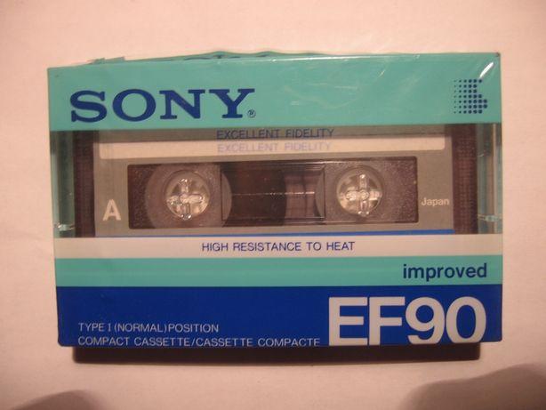 Кассеты SONY EF 90