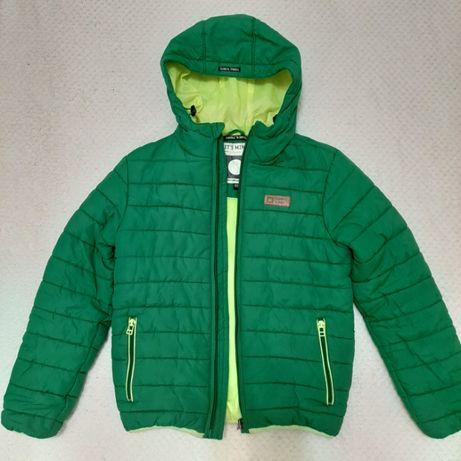 Шикарная теплая куртка пуховик Tumble'n dry р. 146-152