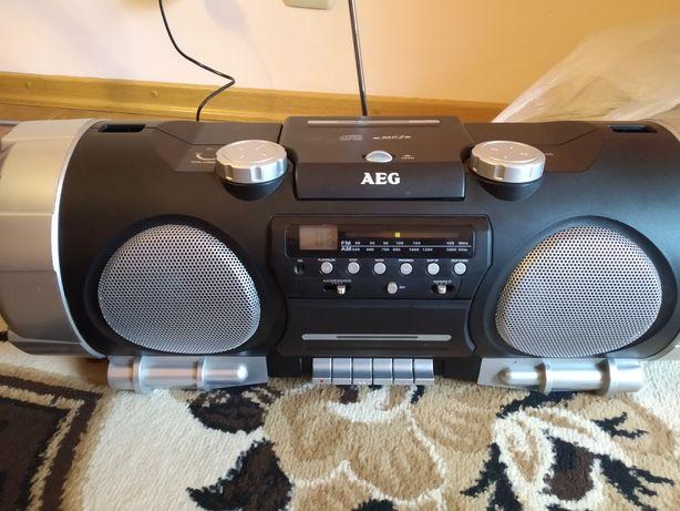 Магнитофон AEG SRR 4317