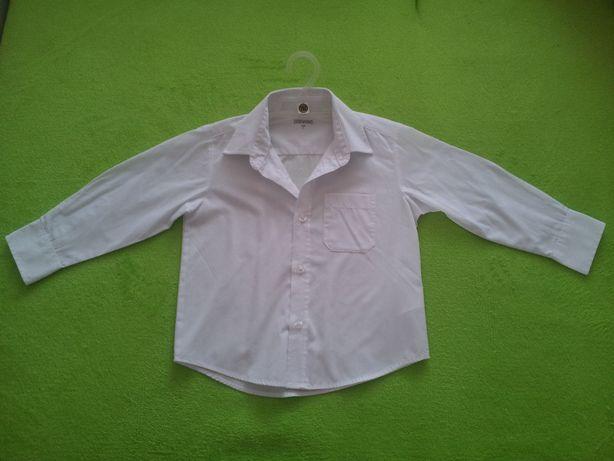 biała koszula rozpoczecie roku 98