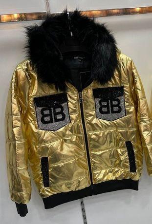 Куртка бренд Balenciaga