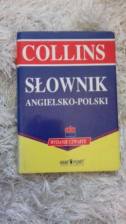 COLLINS słownik angielsko - polski