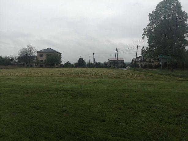 Dzialka 2200m2 rolno budowlana pół na pół