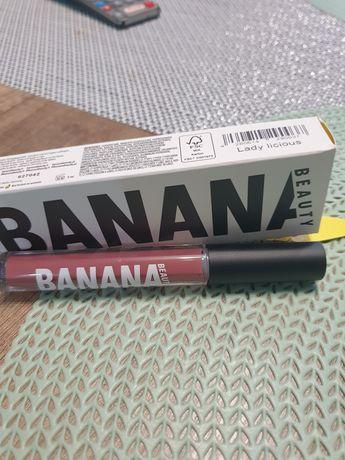 Nowa pomadka banana beauty