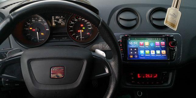 Nawigacja android seat Ibiza 6j