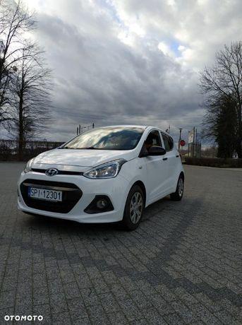 Hyundai i10 HYUNDAI i10 LPG bardzo ekonomiczny