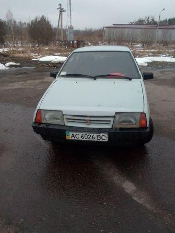 Продам ВАЗ 21099 1,5 газ/бензин 1995 року