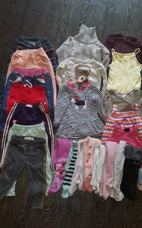Пакет вещей на девочку 1-2 года!