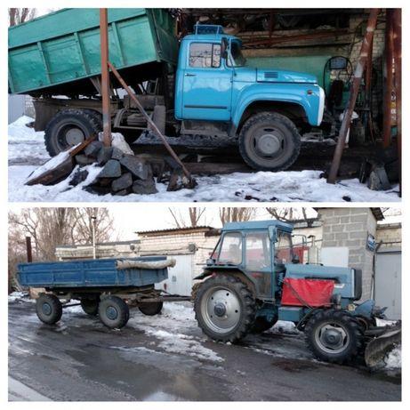 Вывоз мусора 1200 грн доставка песок щебень грузоперевозки Черкассы