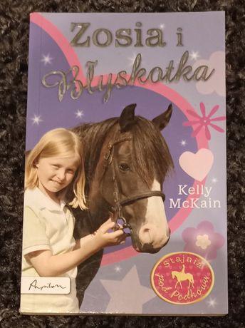Zosia i Błyskotka - fantastyczna książka dla dziewczynek
