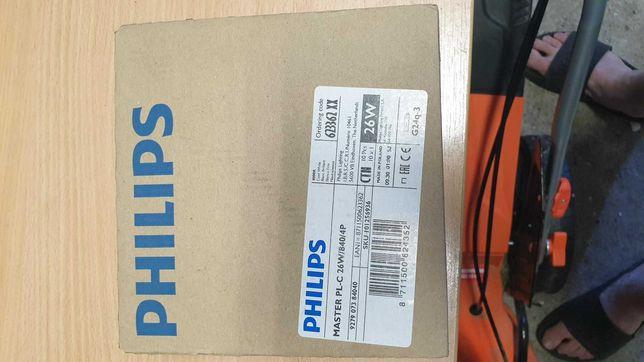Świetlówki PHILIPS PL-C26W/840/4P nowe