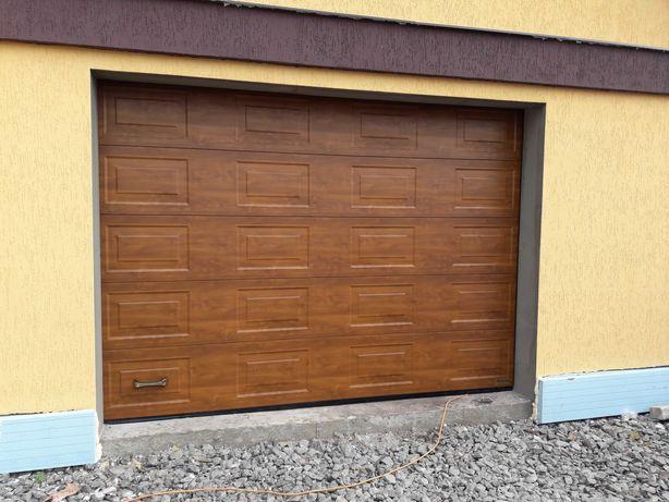 Ворота в гараж Алютех, Дорхан, Херман. Секционные ворота. Ролеты.