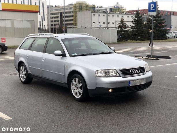 Audi A6 OKAZJA**2.5 TDI**150KM**A/C**1999 Rok**ALU**BOSE**TANIO