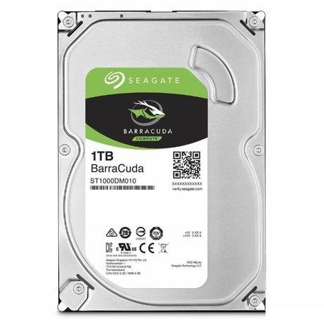 Жесткий диск HDD SATA 1 TB/64 Seagate ST10000DM010 SATA 3
