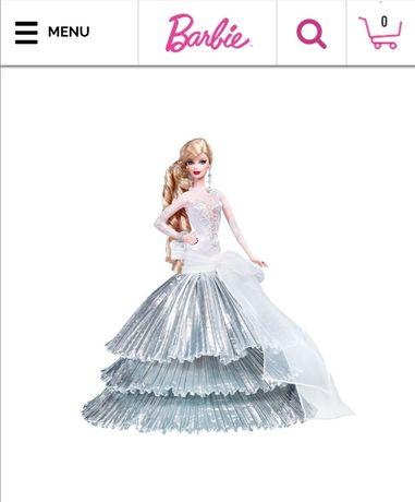 Барби коллекционная 2008