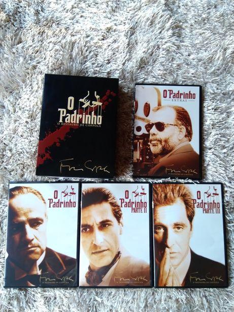 O Padrinho (GodFather) Edição Coleccionador - DVD