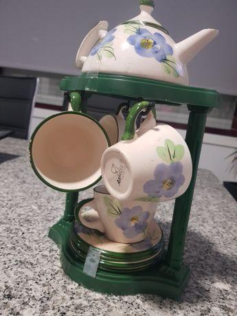 Conjunto  de chávenas