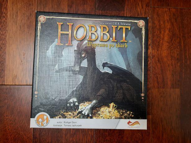 Gra planszowa Hobbit - Wyprawa Po Skarb nowa