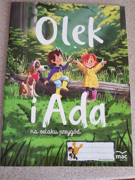 Olek i Ada poziom dla sześciolatków