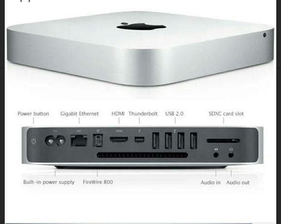 MacMini Server i7, 2.0Ghz, 16gb, 2011г
