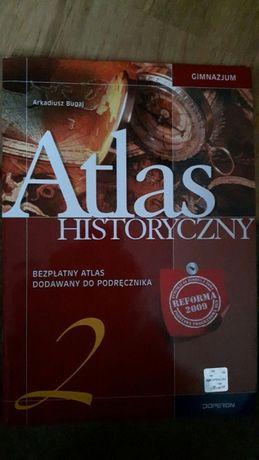 Atlas historyczny 2 Bugaj operon
