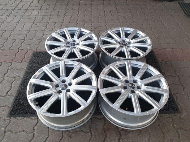 "Felgi Alu 20"" Audi Q7 II 4M0 Q5 5x112 Super Stan Oryginalne"